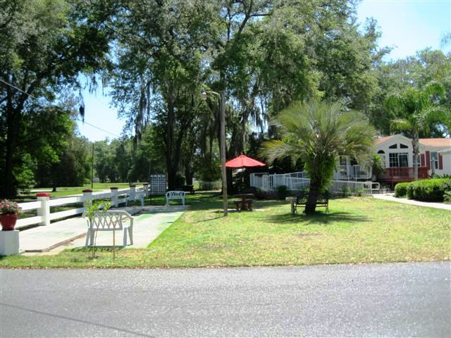 Sunshine Mobile Home Park Lady Lake Florida 32159