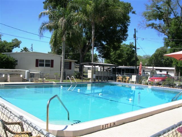 Sunshine Mobile Home Park Lady Lake Florida 32159
